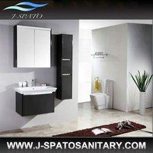 2012 Hot Modern Bamboo Bathroom Vanity Cabinets