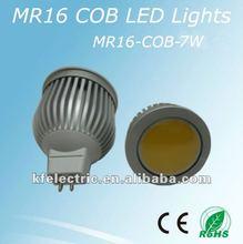 2012 Retrofit LED COB Lamps 7w Spot Lights