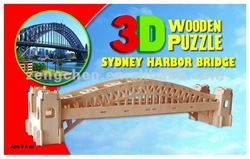 Sydney Harbor Bridge Puzzle