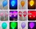 hotest 2012 led de halloween inflables de halloween globo globo decoración led parpadeante globo