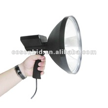 hid handheld hunting lights, hid handheld spot light ,hid scope mounted spotlight,hid scope spotlight, hunting lights with scope
