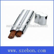 stainless steel cigar & wine tube
