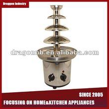Model DRA-CFF-2008A6 Mini Classic Electric Chocolate Fondue Fountain