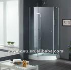 ADOC1802CL custom fiberglass shower enclosure