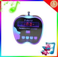 2012 christmas mp3 mini speaker