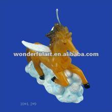 wholesale animated animal shape candle