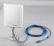 wireless Network decoder high power wifi 802.11n 36dbi
