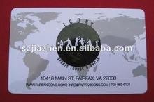 ISO attendance system rfid card
