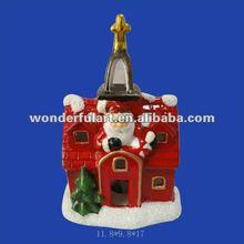 unique artificial christmas church decoration