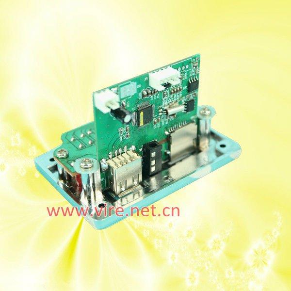 Mp3 / mp4 / mp5 fm модулятор