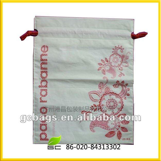 Mini drawstring bag for mobile phone
