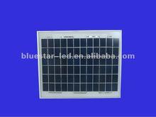 2012 Good Quality Best Selling 10W poly solar panel price per watt panel solar