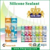 Clear Structural Silicone Sealant,Acetoxy Silicone Sealant-300ml