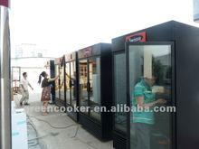 CE 2012 new fridge/freezer model
