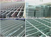galvanized steel floor grating plates