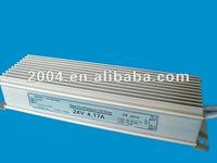 80W Waterproof ip67 LED Power Supply