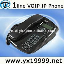 PBAX / PBX IPPBX sip phone 1 line voip ip phone