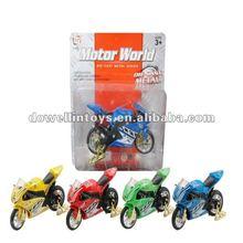 Hotsale !! 1/64 Free Wheel Die cast motorcycle model.