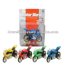 Hotsale !! 1/64 Free Wheel Die cast motorcycle model.