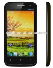 """4.5"""" FWVGA (854*480 Pixels) MTK6577 android 4.0 3G smart phone X21"""