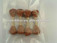 chicken rice dumbbell bone dog chew treat