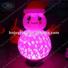 Christmas decoration LED inflatable snowman