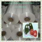 Fresh Vegetables Packaging Film POF Shrink Film