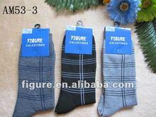 2012 HOT SOLD men socks for south america Chile Office
