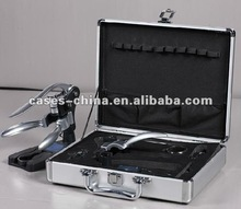 aluminum equipment tool case with EVA