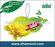 Shamood Paper Air Freshener