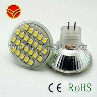 MR11 24SMD 3528 Illumination Led Lights/Bulbs/Lamps