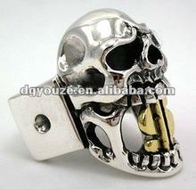 2012 Lastest Stainless Steel Skull Rings