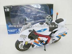 Hot Item!! Free Wheel 1:12 Diecast Police Car.