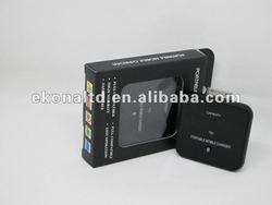 1900mah mobile power charger for iPone, iPod,iPad, PSP, PDA