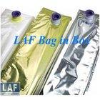 drinking water bag, liquid bag and aseptic bag, bag in box