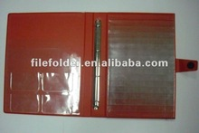 a4 clear file folder document holder