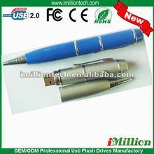 Best seller pen promotional USB Flash Drive /branding your logo USB 2GB 4GB 8GB 16GB 32GB