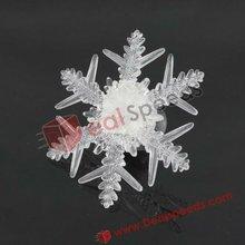Christmas Xmas Gift! Snowflake Christmas LED Light (Changes Colors Automatically)