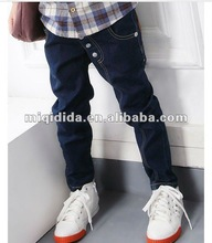 2012 Latest Branded Children Jeans For 2-12 Years Boys Wholesale Big Factory Export