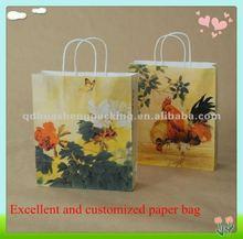 2012 hot sell Christmas gift bag