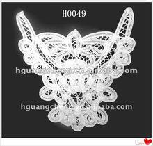 white crochet lace collar wholesale