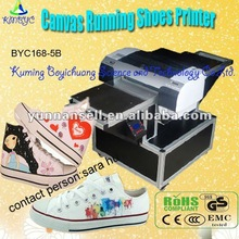 2012 newest flatbed printer for running shoes