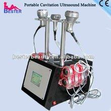 2012 Newest!! Portable Cavitation Best Ultrasound Machine