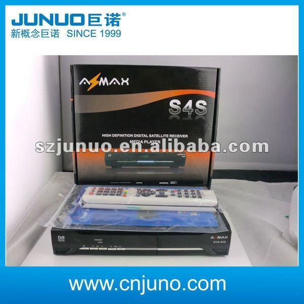 Azfox S4S completo 1080 P decodificador de satélite
