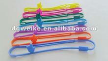 2012 high elasticity silicone book mark ,non-toxic,eco-friendly