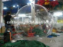 bouncing water ball