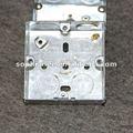 De fer 3x3 switch box avec accessoires terre. vis