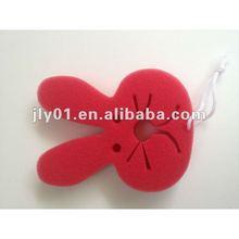 professional fish shape bath sponge