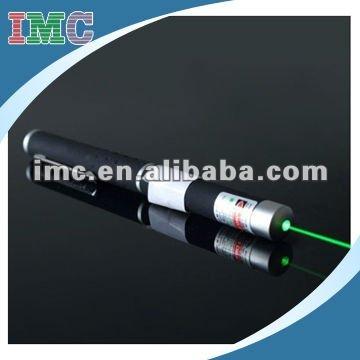 1mW Military Grade Green Beam Laser Pointer Pen Heat Retaining Shell(IMC-PJBI-0916)