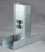 Furring channel wall track/steel stud sizes